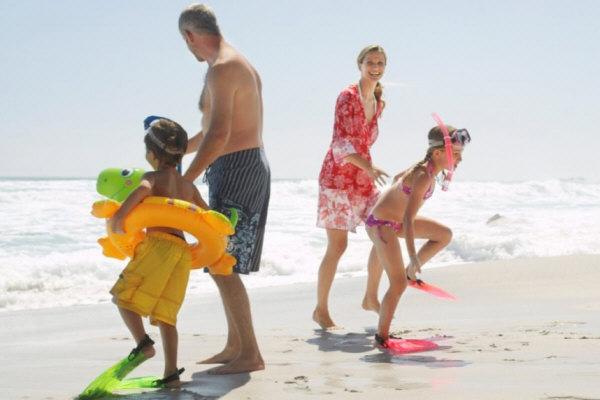 Διακοπές – Ξανά παιδί μαζί με τα παιδιά μου