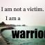 Δεν είμαι πια το θύμα