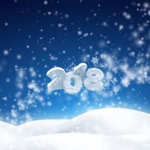 Φωτεινό και χαρούμενο το 2018!!!