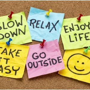 Διαχειρίζομαι το άγχος – κερδίζω την Ζωή!